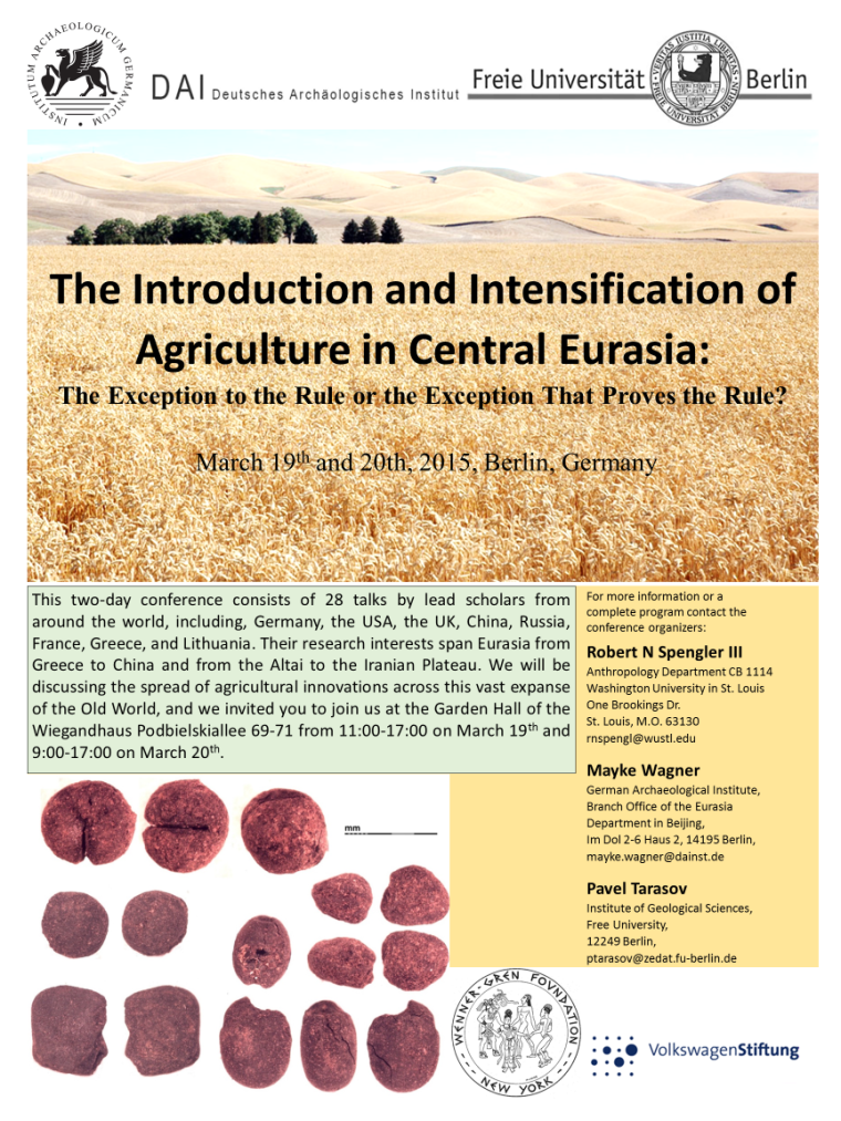 2015 Conference Poster