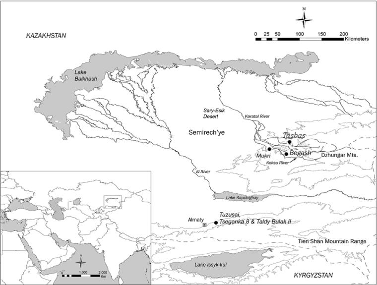 DMAP Map